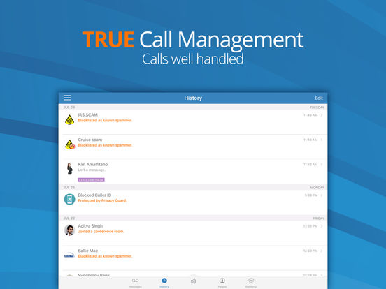 YouMail - Intelligent Call Management screenshot