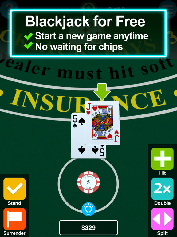 Best blackjack app for ios