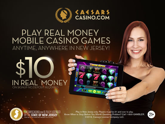 online casino game real money