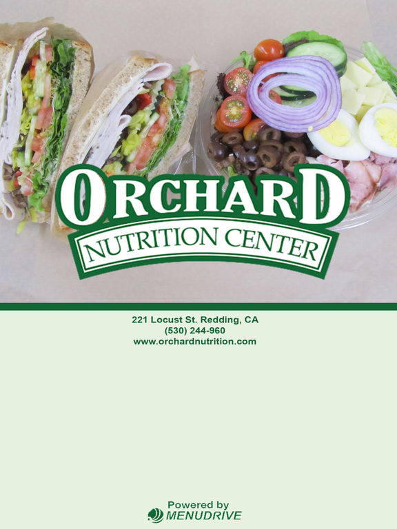 App shopper orchard nutrition center food drink for Amante italian cuisine deerfield beach