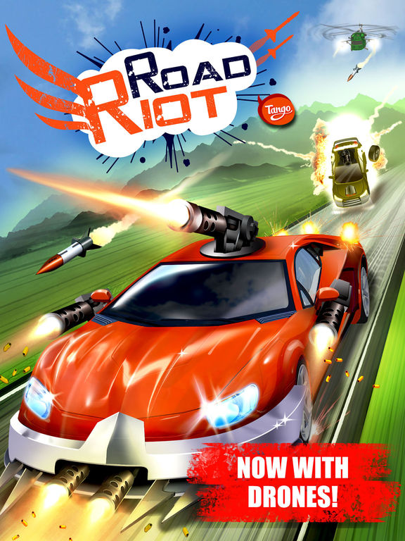 Road Riot Combat Racing screenshot