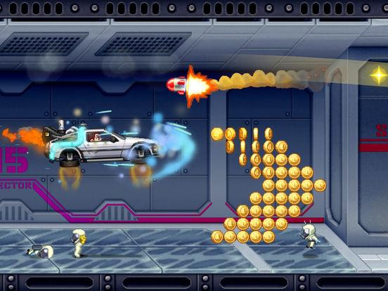 Screenshot #3 for Jetpack Joyride