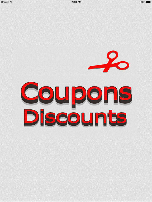 Coupons for Rural King Shopping App-ipad-0