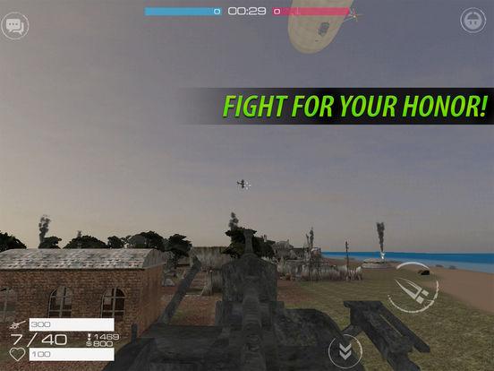 Vanguard Online - WW2 Скриншоты9