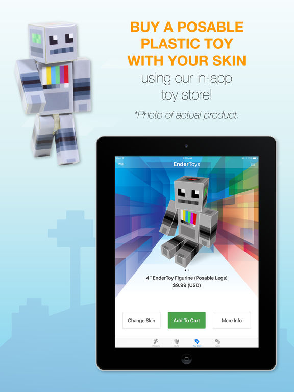 Skin Creator for Minecraft screenshot 10
