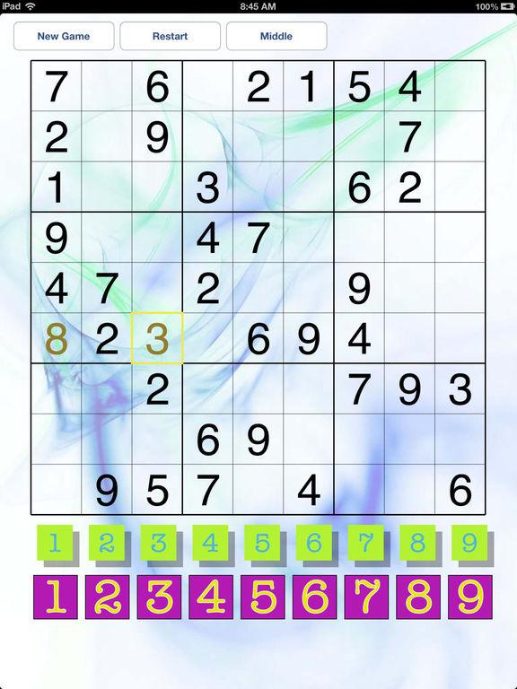 Popular Sudoku 2048 Screenshots
