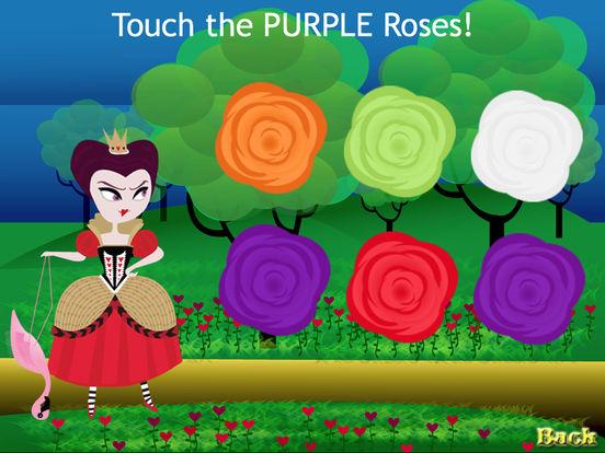 Adventures in Wonderland iPad Screenshot 1