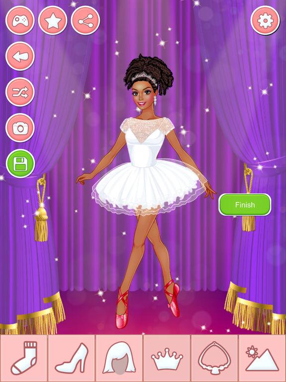 Одевалки и макияж игра