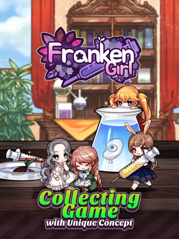 Franken Girl Screenshots