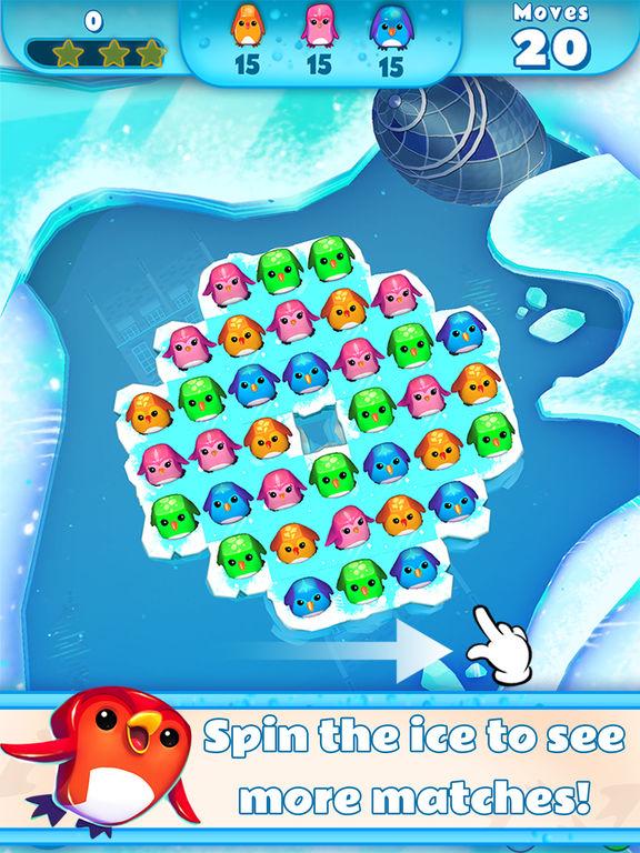 Spinguins screenshot 8