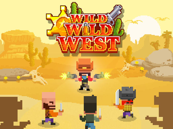 Wild Wild West Screenshots