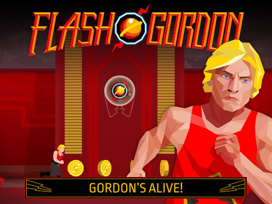 Flash Gordon Screenshots