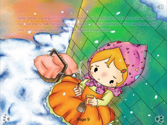 iBigToy Interactive Book-The Little Mermaid HD iPad Screenshot 1