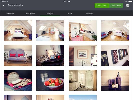 Cottages iPad Screenshot 5