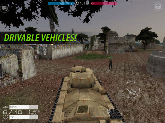 Vanguard Online - WW2 Скриншоты6