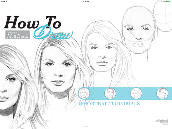 How To Draw: With Artist Matt Busch! screenshot