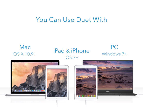 Screenshot #4 for Duet Display
