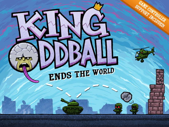 King Oddball Screenshots
