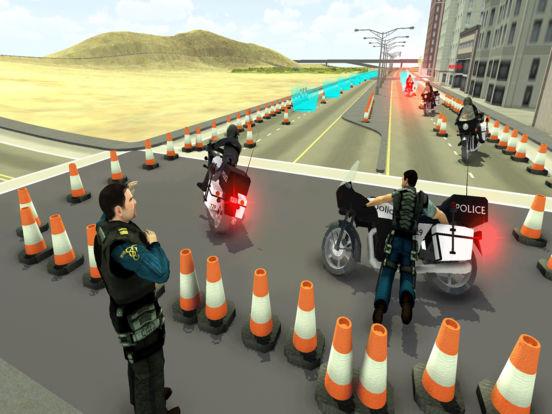 Скачать игру Police Motorcycle Training : 911 School Academy