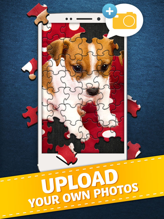 Jigty Jigsaw Puzzles screenshot