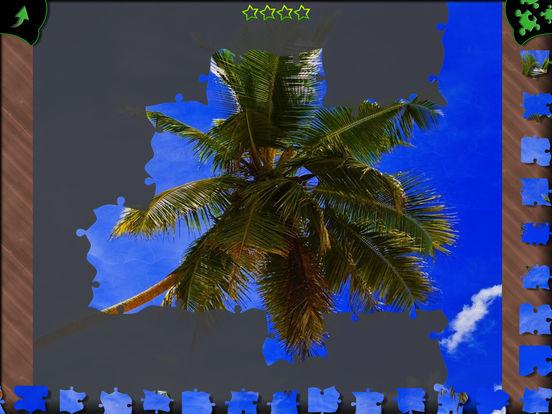 Тропические Пазлы - Tropical Jigsaw Puzzles