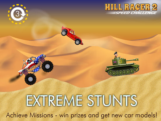 HILL RACER 2 – extreme speed challenge Tips, Cheats ...