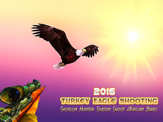 2k17 Turkey Eagle Shooting Shotgun Hunting Pro Screenshots