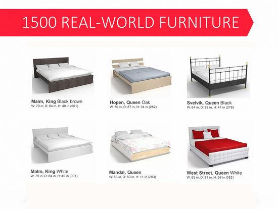 Bedroom 3d For Ikea Interior Design Free Screenshot