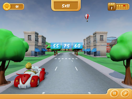 CarQuiz Math Game going to Space - Parents and Teachers Needed Image