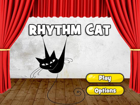 Rhythm Cat Lite HD на iPad