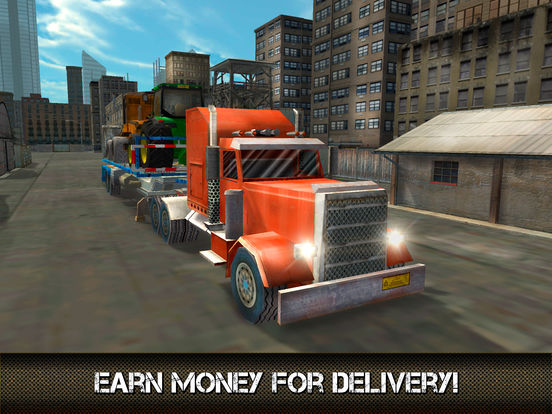 Great American Cargo Trucks: Driving Sim 3D Full Screenshots