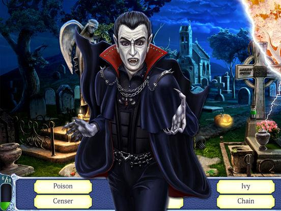 Hidden Objects: Twilight Town screenshot