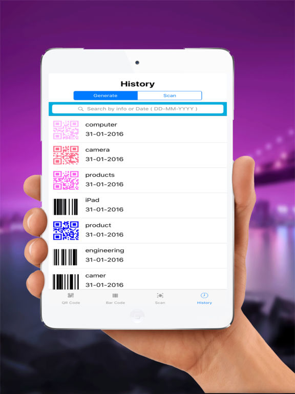 Qr Code Reader All Type Of Barcode