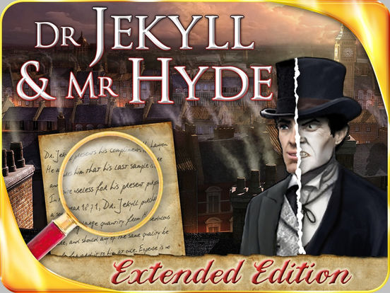 Dr Jekyll and Mr Hyde - Extended Edition - HD iPad Screenshot 5