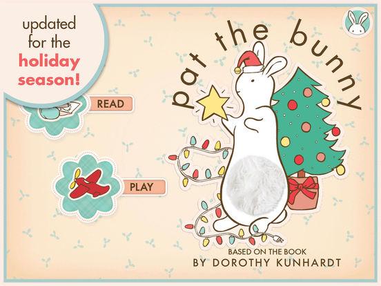 Pat the Bunny screenshot