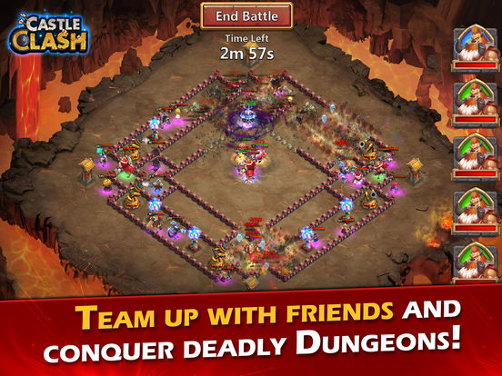 Castle Clash: Age of Legends screenshot
