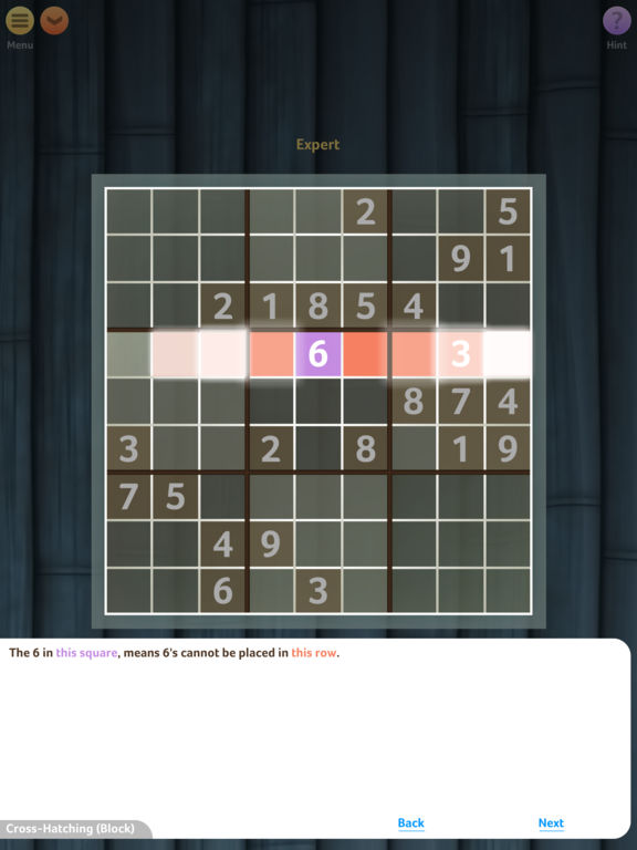⋆Sudoku screenshot