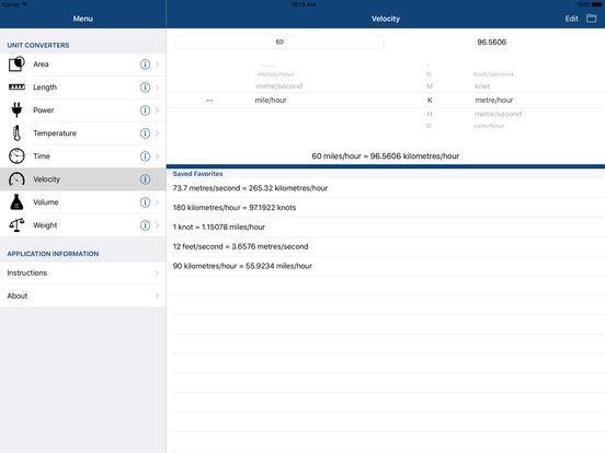 Metrebug iPad Screenshot 3