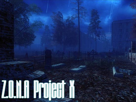 Игра Z.O.N.A Project X Redux