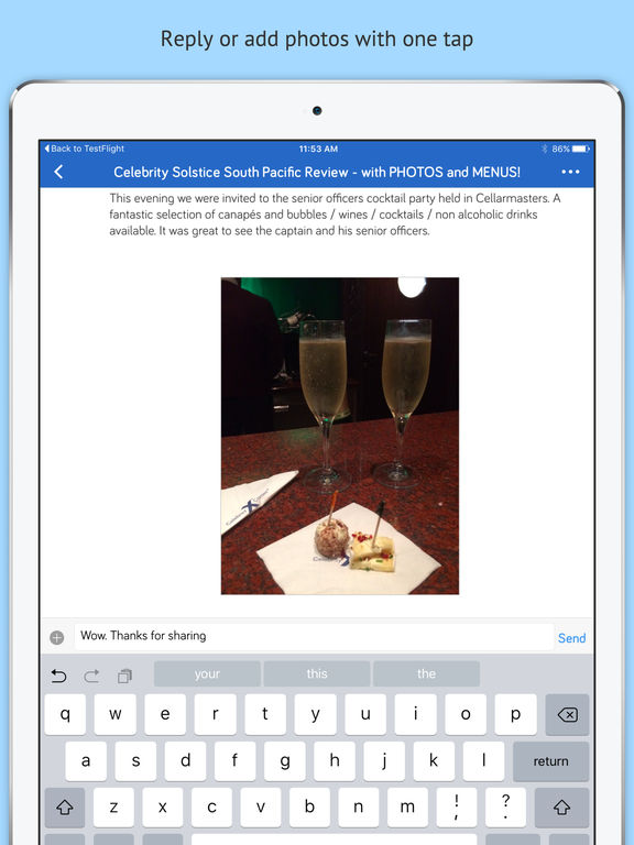 Cruise Critic Forums Apppicker