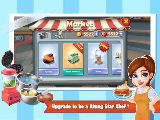 Rising Star Chef screenshot 9