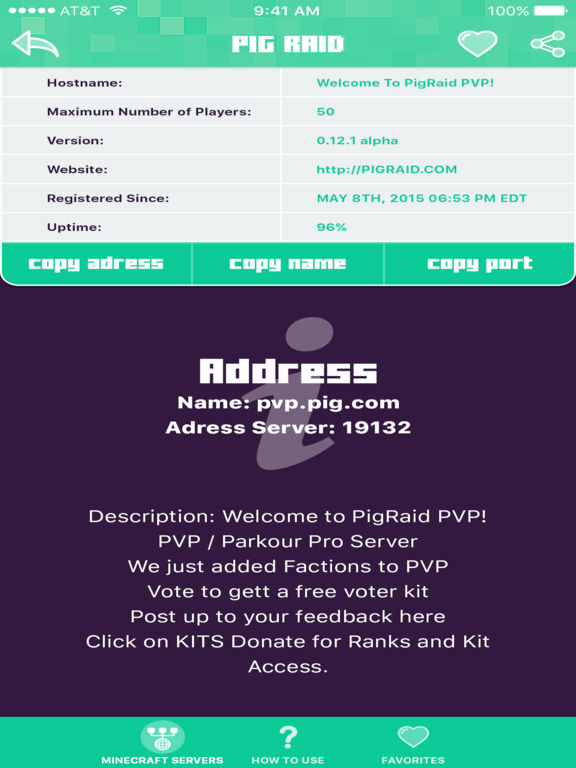 Modded Servers for Minecraft PE - Server for MCPE ( Pocket Edition ) Screenshots