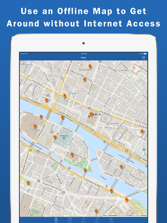 World City Guides & Offline Maps - Create a Travel Itinerary & Plan a Trip Screenshots