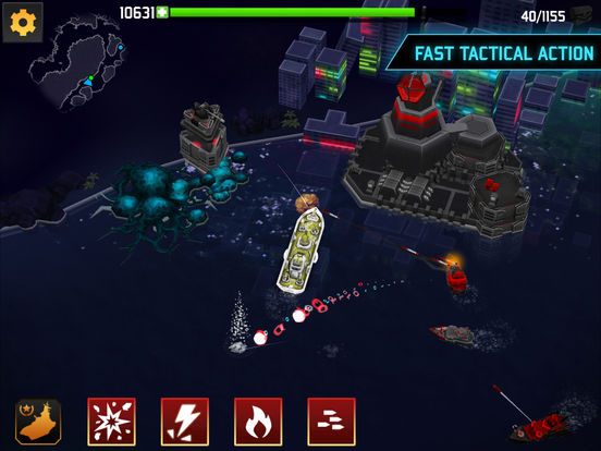 #2. Fortress: Destroyer (iOS)