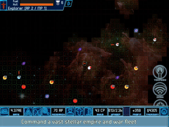 Star Traders 4X Empires Elitescreeshot 2
