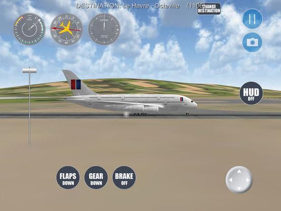 Airplane Paris для iPad