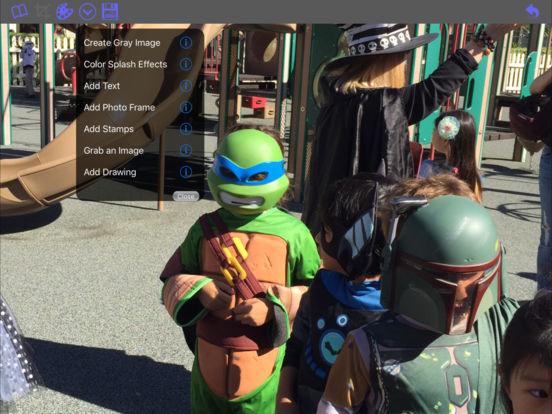 Color Booth Studio iPad Screenshot 4