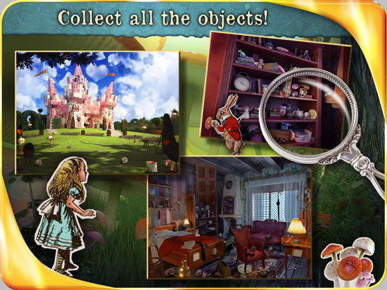 Alice in Wonderland - Extended Edition - HD iPad Screenshot 2
