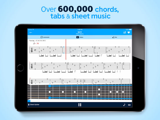 Jellynote - Tabs u0026 Chords - Sheet Music for Guitar u0026 Piano - AppRecs