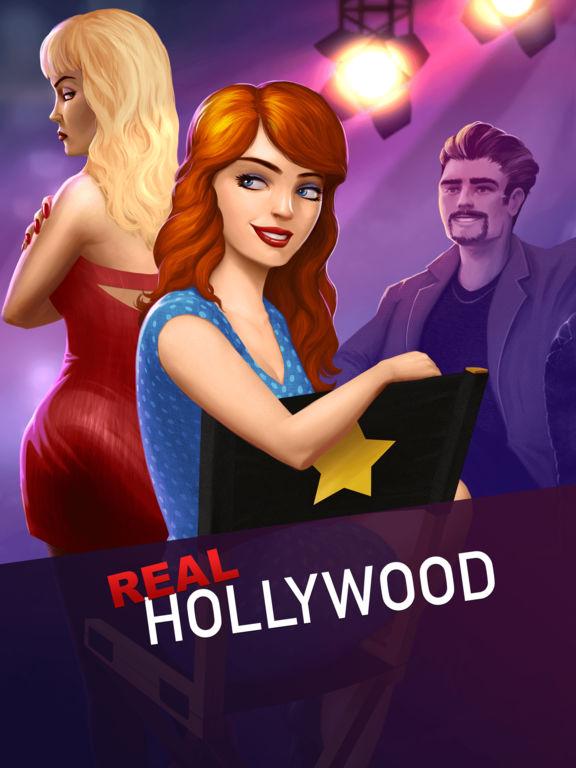 Скачать игру Real Hollywood: A Celebrity Love Drama